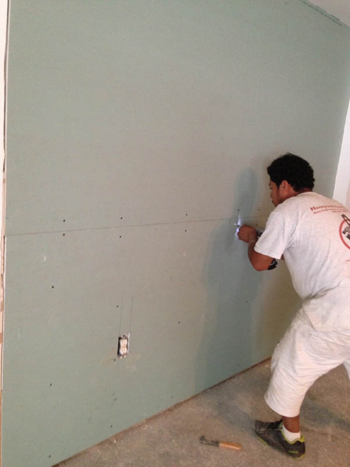 DRYWALL WORK PROJECT